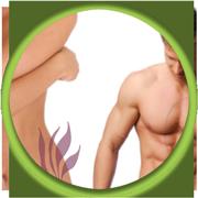 Dermal moška in ženska depilacija