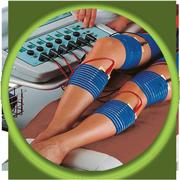 Dermal elektro mišična stimulacija
