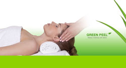 Zeliščni piling Green Peel Dermal