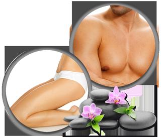 Dermal depilacija za ženske in moške